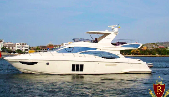 Azimut 55 Power Mega Yacht