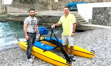 Amazing Paddle Boat Experience in Amalfi, Italy