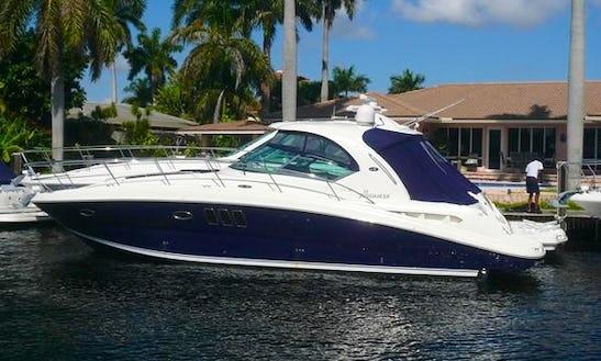 2007 Searay 38 Sundancer Motor Yacht Rental In Washington Dc
