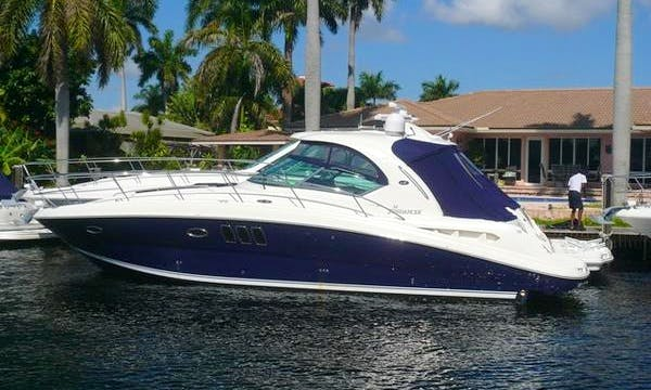 2007 Searay 38 Sundancer Motor Yacht rental in Washington DC