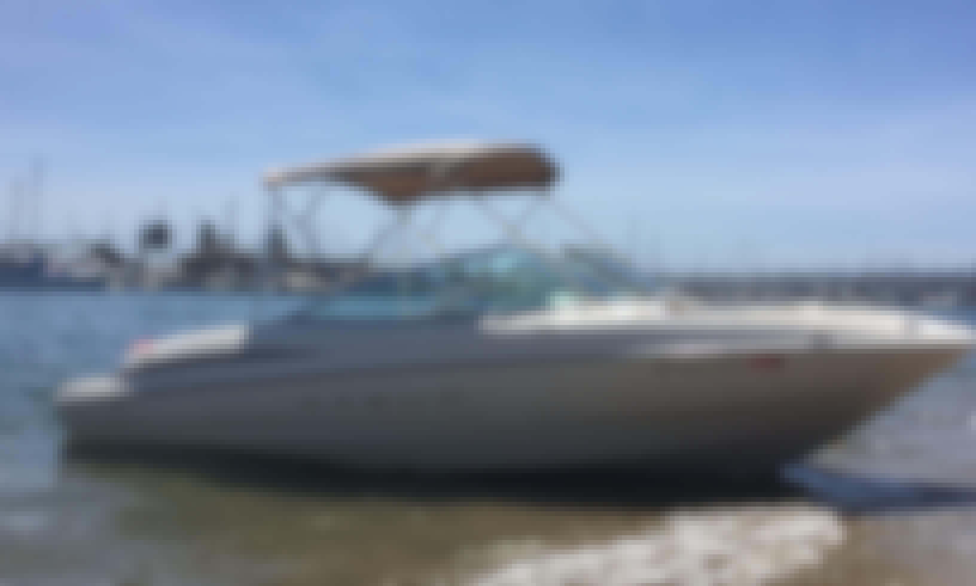21ft Maxum Bowrider Rental In Coronado, CA
