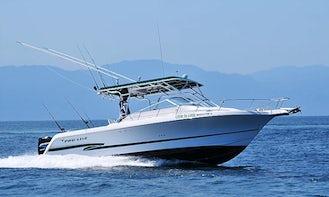 Proline 30 Fishing Charter in Puerto Vallarta, Mexico