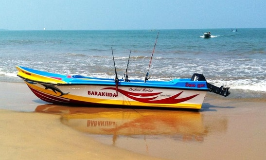 Have An Amazing Fishing Experience In Negombo, Sri Lanka On 2 Person Dinghy