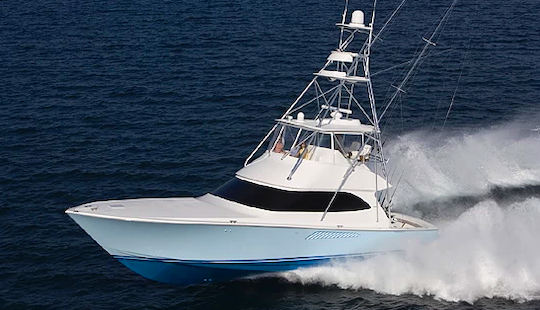 Viking 48 Sport Fisherman Fishing Charter In Puerto Vallarta, Mexico