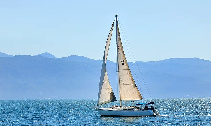 Catalina 42 Cruising Monohull Sailboat in Puerto Vallarta, Mexico