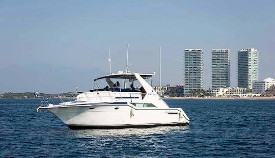 Cruiser 44 Flybridge Motor Yacht Charter In Puerto Vallarta, Mexico