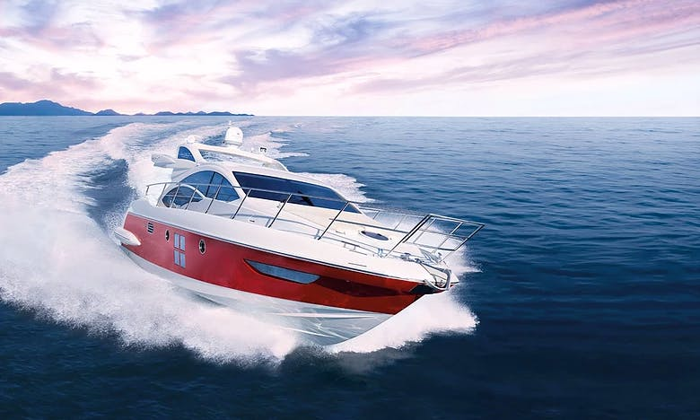 Azimut 43 S Motor Yacht Charter in Puerto Vallarta, Mexico