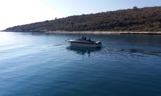Exciting Albanian Sea Boat Adventure for 10 People