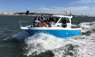 FISHING TRIPS in Cascais, Portugal