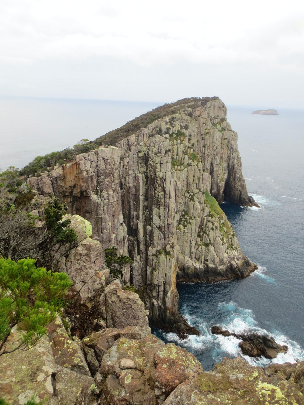 Accessible only by boat - Fortescue Bay