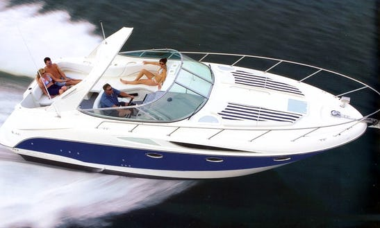 Charter A Bayliner 320 Motor Yacht In Marseille, France