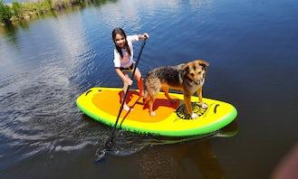 Daily Paddleboard Rental in Salida, Colorado