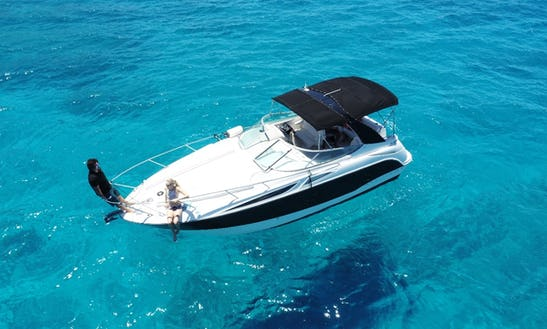 Private Motor Yacht Charter In Honolulu-snorkel-swim-relax-sunset