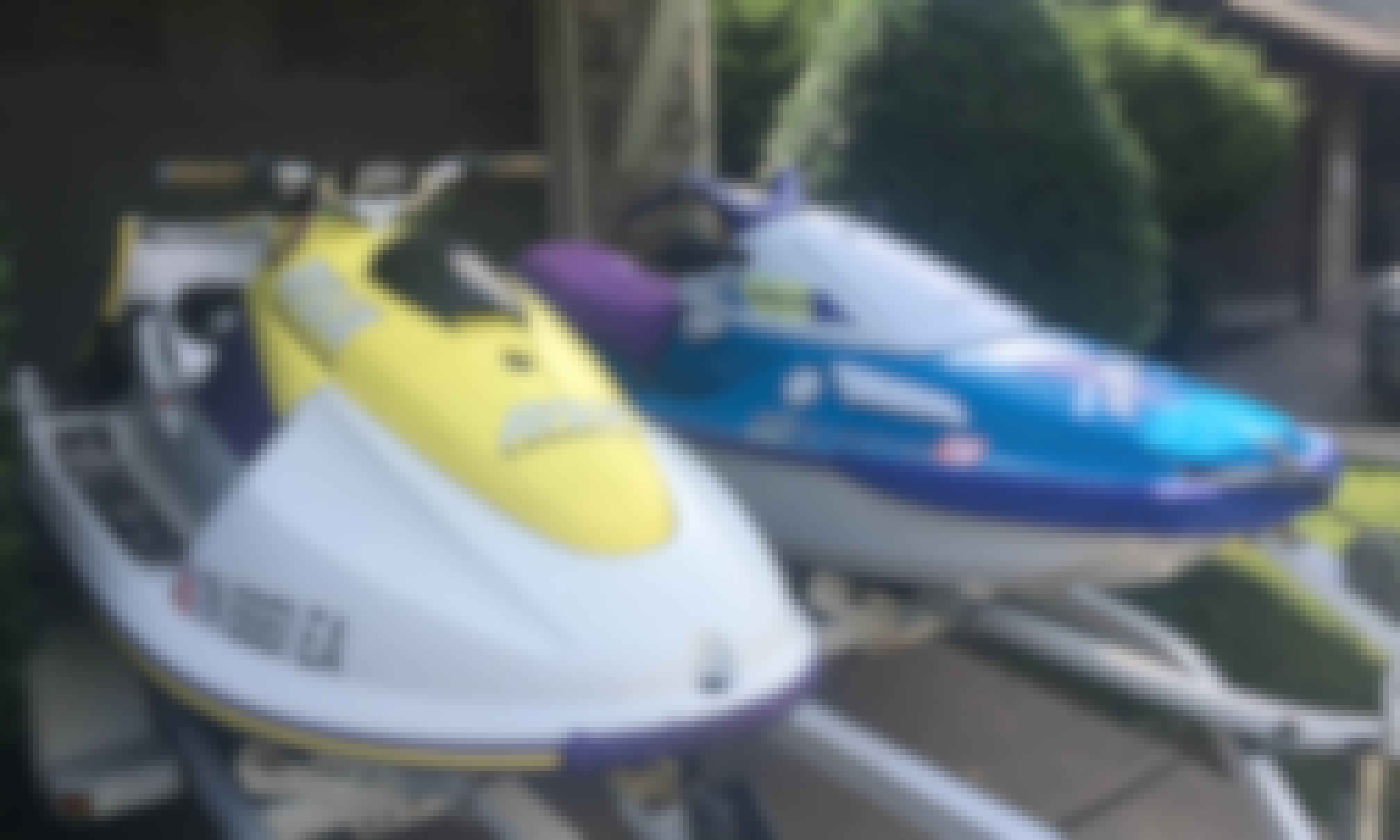 Steer Up a Yamaha Jet Ski in Nashville and have fun on the water!