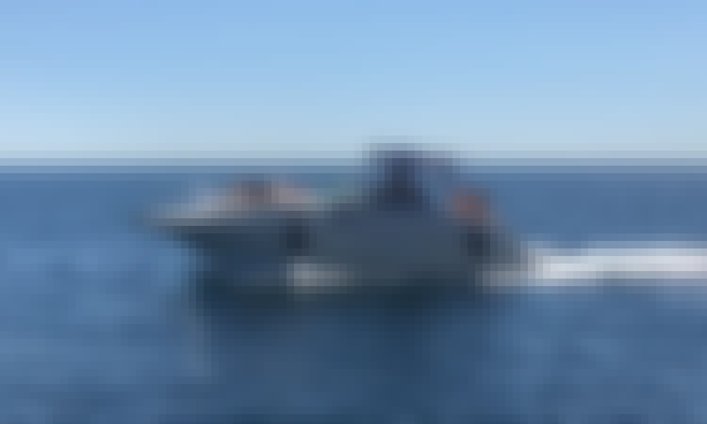 Monterey 262 CR Yacht rental in Marbella, Spain