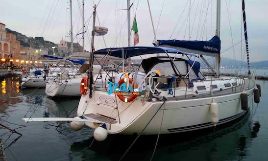 Schooner Rental In Gaeta