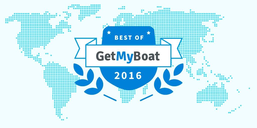 Best of GetMyBoat 2016