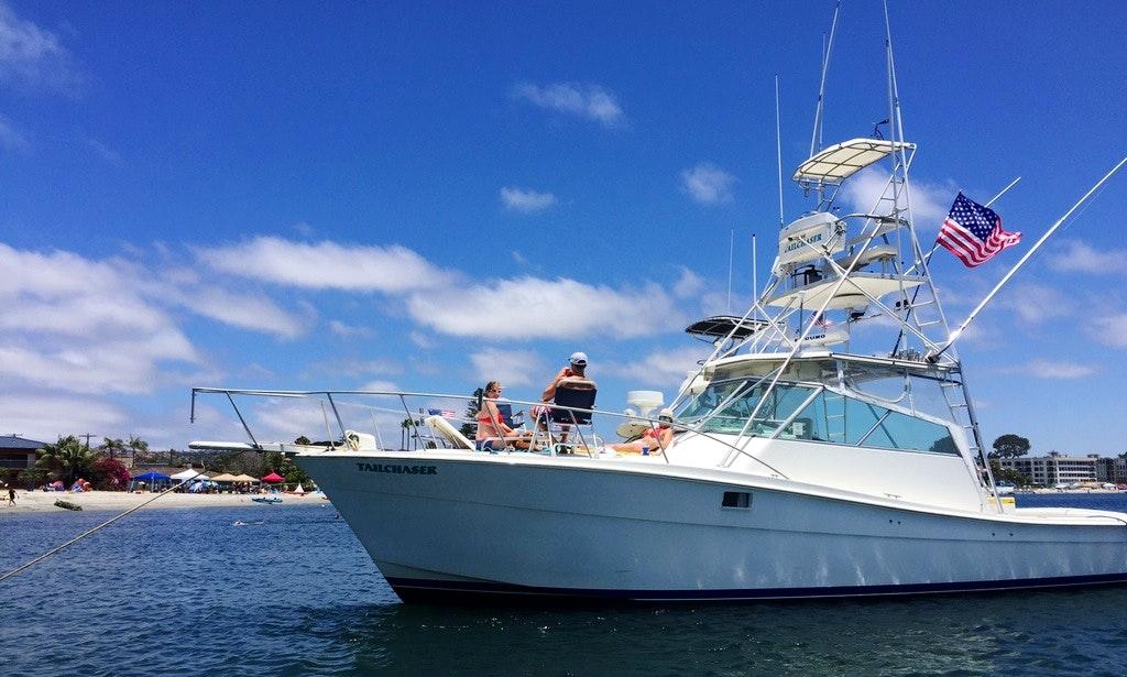Motor Yacht San Diego