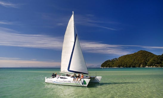 3 X 10 Metre Turissimo Performance Sailing Catamarans - Private Skippered Charter