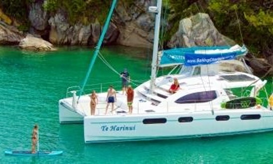 Robertson & Caine Leopard 46 Sailing Catamaran - Private Skippered Charter