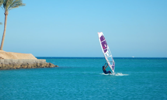 Experience Windsurfing Lessons In Red Sea Governorate, Egypt