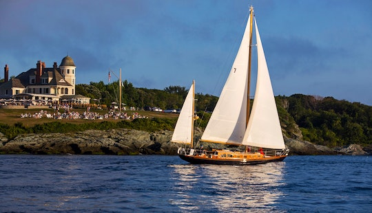 Experience Newport Ri With Us! - Charter
