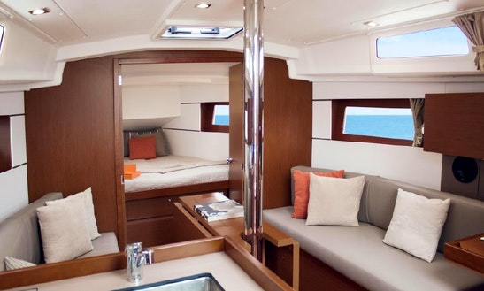 Beneteau 35.1 In Newport Beach