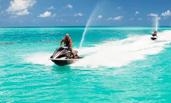 Explore And Enjoy In Nassau, Bahamas On Jet Ski