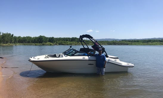 2018 Sea Ray Spx 190 All Inclusive