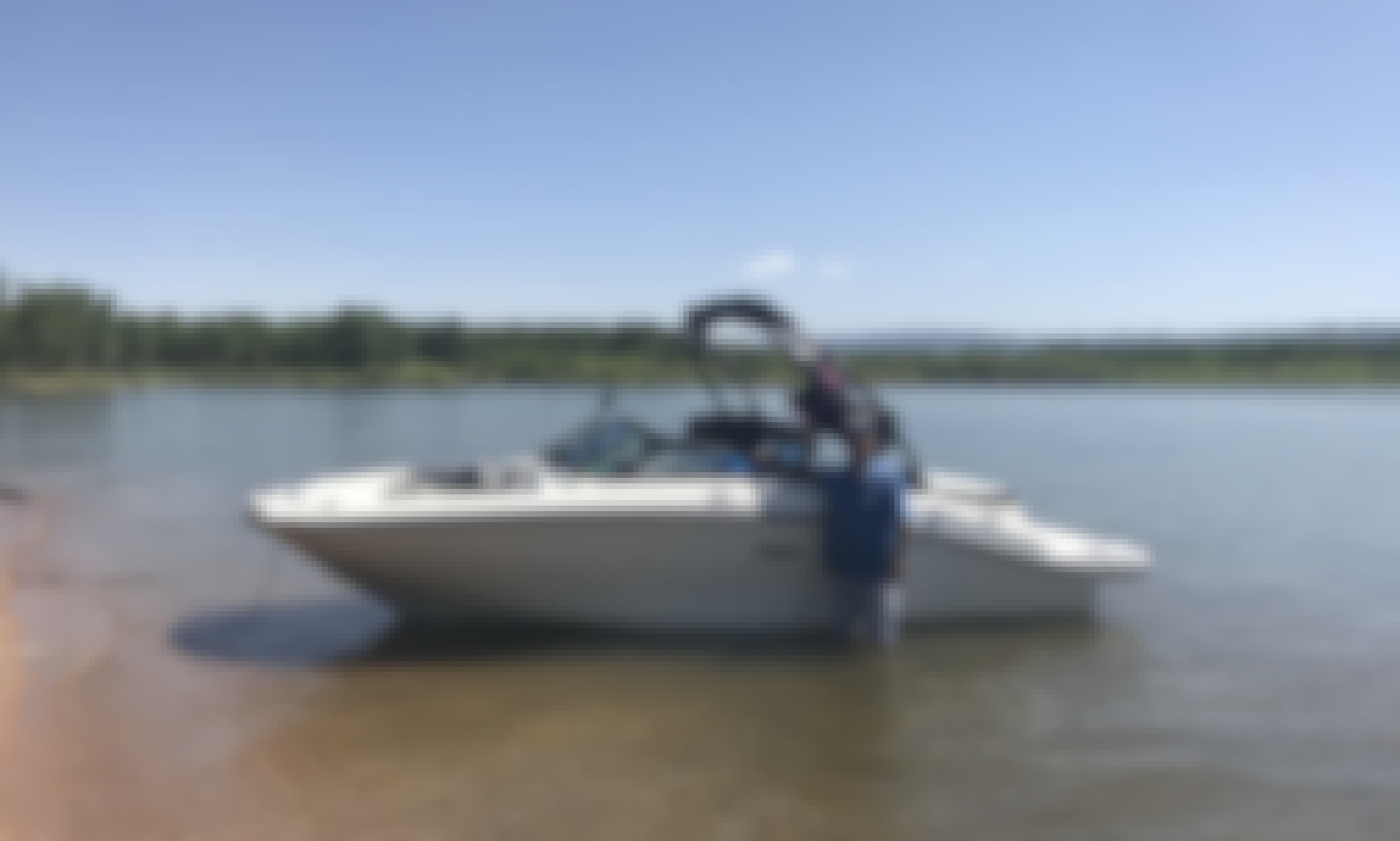 Grand Lake boat rental - 2018 Sea Ray SPX 190 all inclusive