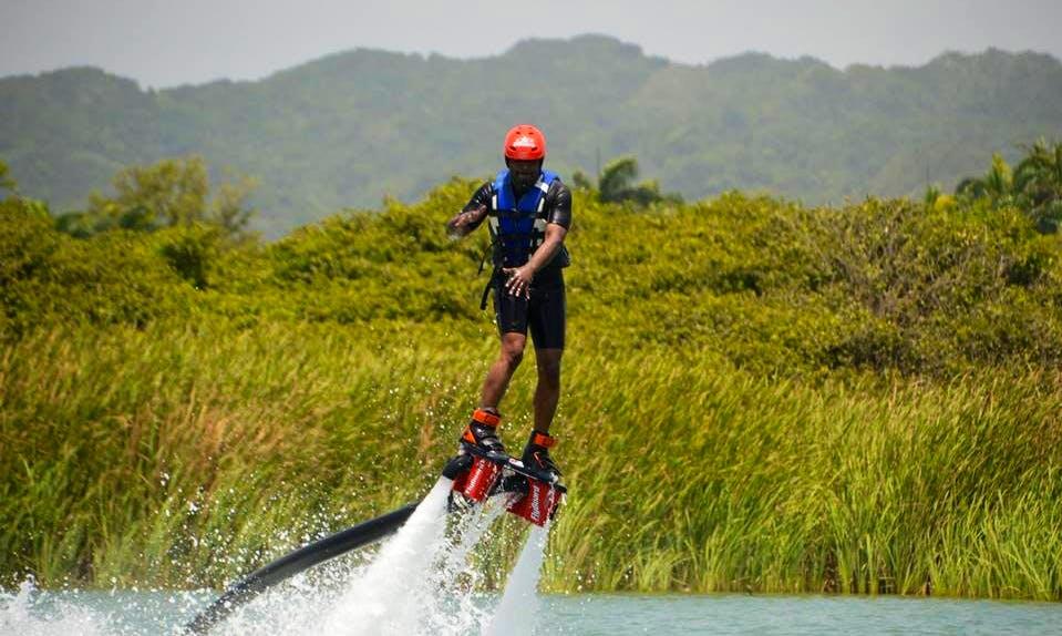 Flyboarding Lessons in Sosúa, Dominican Republic