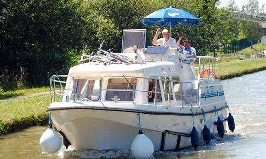 Fantastic Beautiful Bruges Cruise on 5 Person Motor Yacht  in Brugge, Belgium