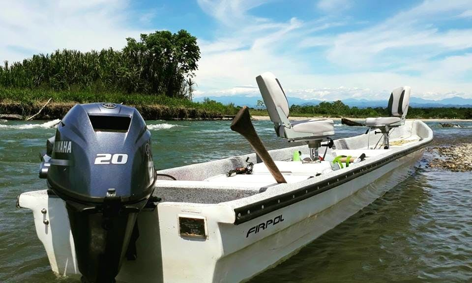 Fishing Boat rental in San Miguel - Antioquia
