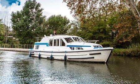 The Little Flanders Short Break Cruise on 37' Motor Yacht in Gent