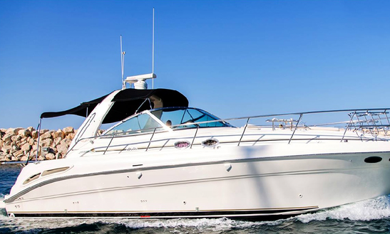 Sea Ray 455 Motor Yacht Charter In Larnaca, Cyprus
