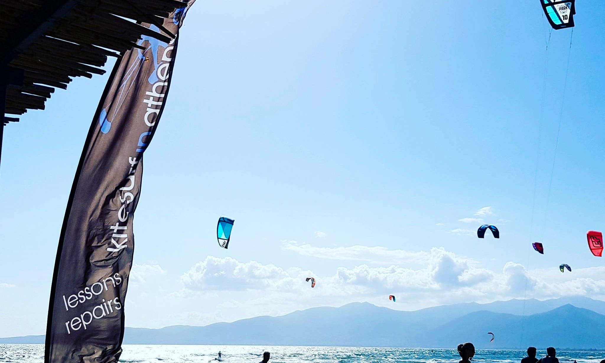 Get ready for a memorable experience and enjoy Kitesurfing Lessons in Iraklio, Greece