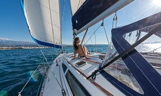 Yacht cruises in the bay of Chania in Chania