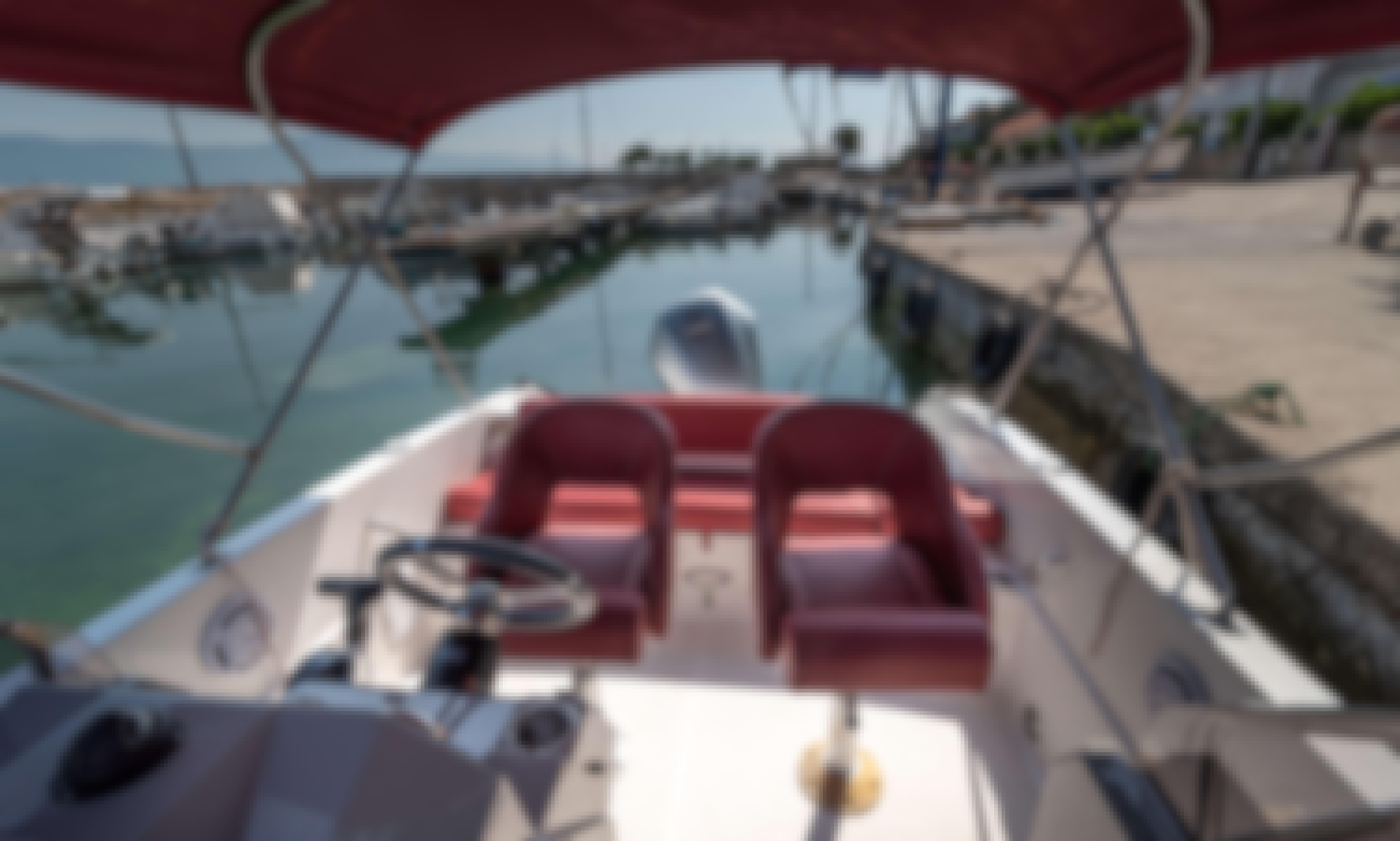 Atlantic Marine Open 6.70 Power Boat Rental in Trogir,Split,Kastela