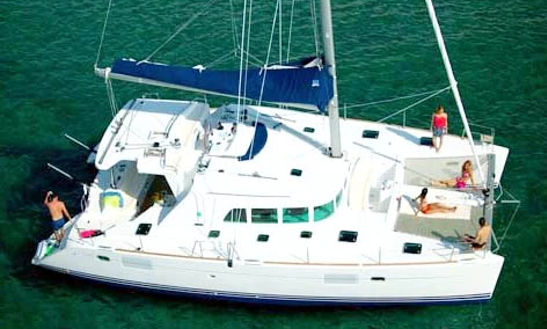An Amazing Charter Experience On Lagoon 44 Cruising Catamaran In Cartagena, Colombia
