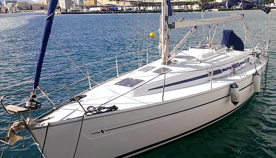 Hit The Water On Bavaria 36 Cruising Monohull In Cartagena, Colombia