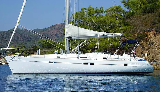 Have An Amazing Time In Cartagena, Colombia On Beneteau 41 Cruising Monohull