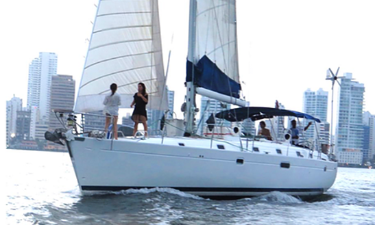 Hit The Water On Beneteau 50 Cruising Monohull In Cartagena, Colombia