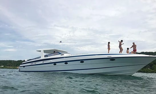 Charter The Yacht Of Your Dreams Cigarette 62 In Cartagena, Colombia