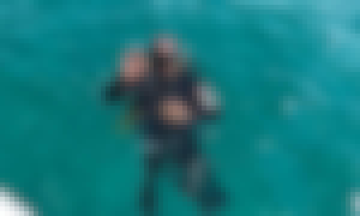 Have Fun Underwater in Sardegna, Italy