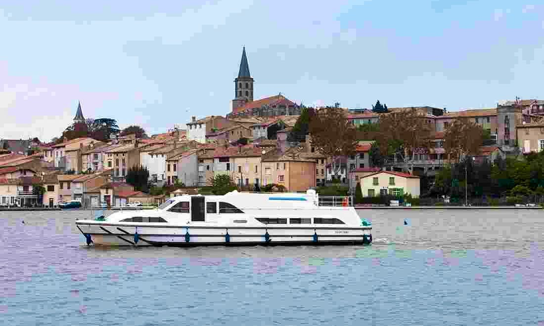 Experience Brittany, France By Boat! Book The Artisan Cruise for 12 People!