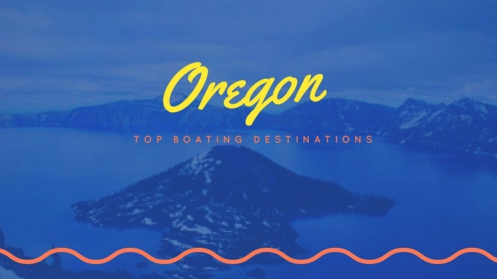 Oregon boating destinations