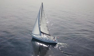 Beneteau 40 Cruising Monohull in Marina del Rey with Captain Mark