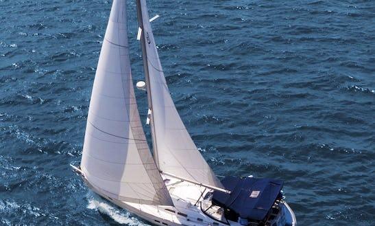 Cruising Monohull Rental In Newport Beach