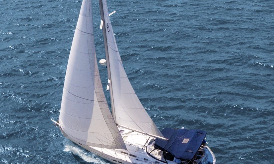 Cruising Monohull rental in Newport Beach