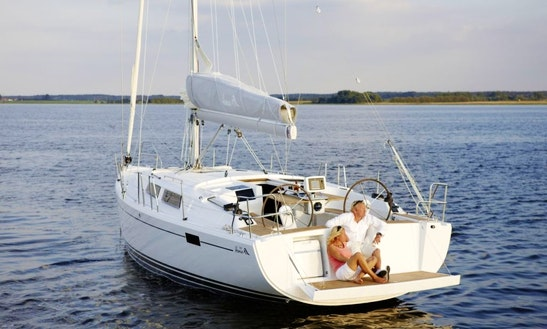 Charter This Amazing Senaka Hanse 385 In Hurghada, Egypt